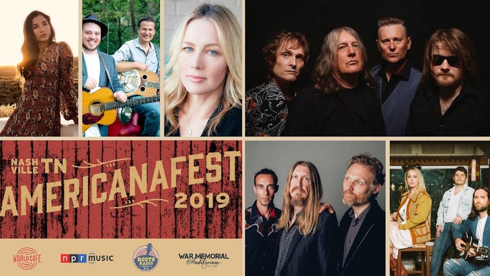 VuHaus: AmericanaFest Day Stage Saturday - Live on Sat, Sep